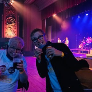 Joseph and Cammy Amp music festival